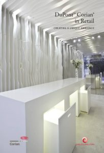 Corian<sup>®</sup> for Retail